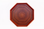 pao rosa 八角形のトレー OBPA-0305