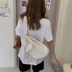 帆布のカジュアルワンショルダーバッグ◆お取寄せ商品◆