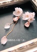 【3.15迄】ピアス 堕ちた花弁「抱擁の桜」