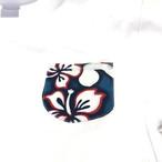 Noweee ロングTシャツ バックプリント ホワイト メンズ サムネイル