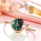 Kimio AF-Z1688 Malachite レディース腕時計