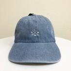 LCR オリジナル CAP(ライトブルーデニム)