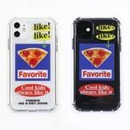 「FAVORITE」 iPhone11 クリアケース