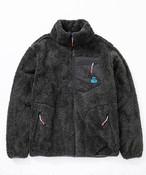 CHUMS(チャムス) Bonding Fleece Jacket (ボンディングフリースジャケット) H/Charcoal (ヘザーチャコール) CH04-1117