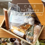 【第二弾】 COFFEE & SWEETS Delivery vol.2
