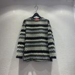 ジグザグニット ニット セーター  韓国ファッション