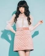【Lillien Room】Dolly gem Skirt