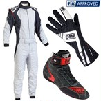 FIRST EVO RACEWEAR SET (FIA Approved)