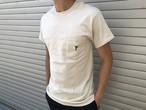Aloha Hand ポケット付きTシャツ(beige)