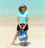 MIYAKOJIMA BEACH ➡︎  DENIM TOTE M