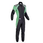 KK01723L274  KS-3 Suit Fluo (Black/fluorescent green)