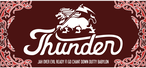 "THUNDER ""2019 NEW TOWEL"" (RED)"