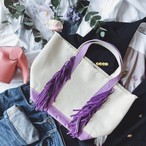 SideFringeToteBag/purple