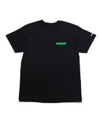 "SEASONING × GIONO S/S TEE ""AUTOMOBILE"" - BLACK"