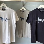 かすれ犬ロゴTシャツ
