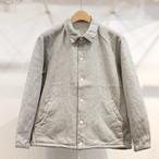 KUON(クオン) 刺し子織り コーチジャケット