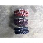 Hawk Company (ホークカンパニー)Mesh Leather Belt
