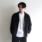 LAMOND【 mens 】milano rib jacket