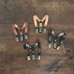 [受注製作]メルちゃんのお洋服 : leather suspender