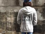 オリジナルジップパーカー「LOVE BEACH」