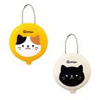 【ecron】猫・リユースシリコンケース【20P44157】