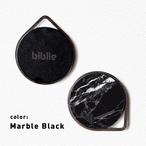 見守りタグ  biblle LiTE(ビブルライト)/ marble black