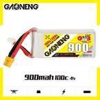新発売◆ガオニンGNB  900mAh 100C 4S 14.8V サイズ28(H)×31(W)×65(L)mm 98g