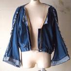 【sandglass】two turnover jacket/【サンドグラス】トゥー ターンオーバー ジャケット