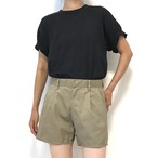 ⑧ 80's A.M.I. Chino Short Trousers 48 Used