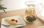 【中国茶・工芸茶】オリジナル高級品 新芽工芸茶  ズゥイェファカイ 5粒 ポスト投函送料無料