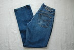 【USED】Levi's Silver tab Light Indigo Straight+Relaxed W30L32