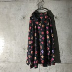 [used] mode flower designed shirt