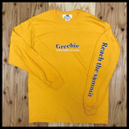 ENJOY GREEBIE LONG SLEEVES(WHITE)