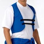 KK04001_041  Rib protection waistcoat (BLUE)
