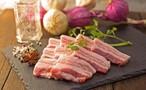 力豚 バラ焼き肉用(900g)