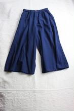 パンツ  PT 03 藍染濃紺無地(M7)