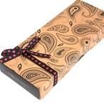 チョコレートショートブレッド 8個入り化粧箱 (メイホーク シーソルト使用)