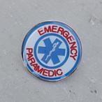 GUARD ガード EMERGENCY PARAMEDICピンズ ピンバッチ paramedicpin アウトドア レスキュー ライフセービング