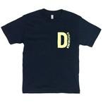 【受注販売】DマークTシャツ(どつの妖怪Ver.)
