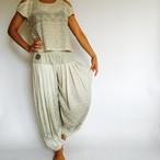 Pema+Love Maya Dhoti Pants Gold マーヤドーティパンツ・ゴールド