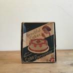 VINTAGE Cake Decorator Set アルミケーキデコレーションセット