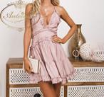 レディース ピンク ルームウェア 可愛い ピンク ベビードール