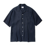 "Just Right ""OCSS Shirt"" Navy"