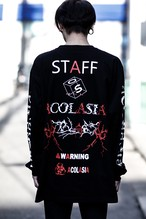 STAFF LONG SLEEVE TEE