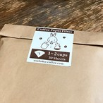 コーヒーペーパーフィルター 円すい形 2cup (30枚入)