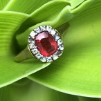 Antique Spinel Ring
