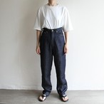 YOUNG&OLSEN  【 womens 】30's lady linen jeans #one wash