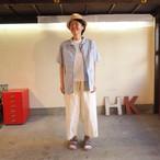 ブルーパッチワーク20周年記念企画  UNIシャツ 12S01G サイズ5