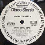 Johnny Mathis ‎– Begin The Beguine / Gone, Gone, Gone