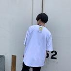 【即納】韓国ファッション Smile☺︎タグワッペンTee